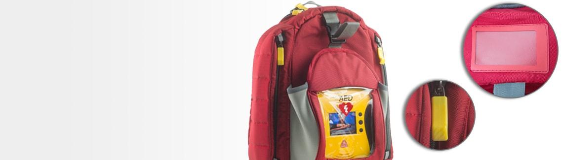 AED-Notfallrucksack