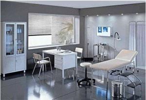 Dispositivi medici prodotti sanitari praxisdienst for Arredamento per studio medico
