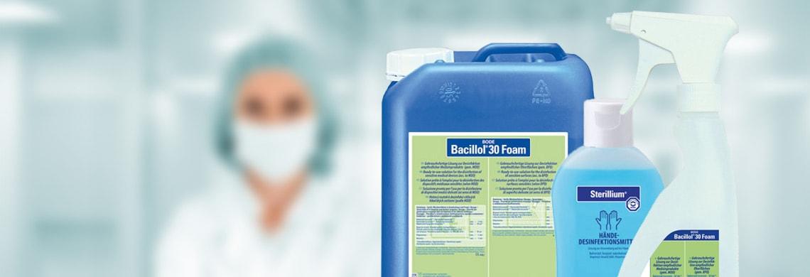 Hartmann & Bode Desinfektionsmittel
