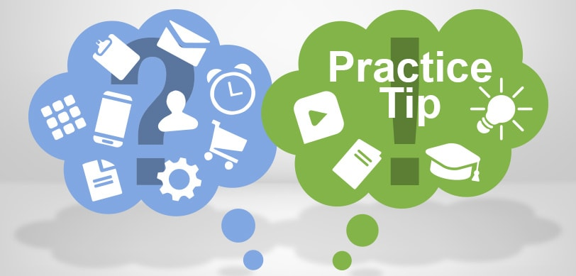 Praxisdienst Practice Tip