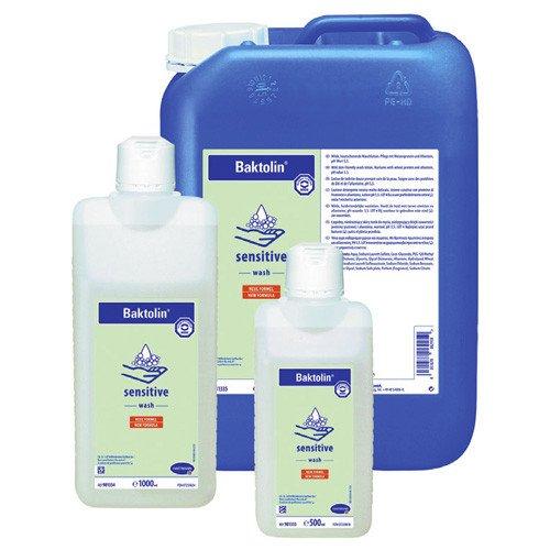 Baktolin sensitive, lotion de lavage douce