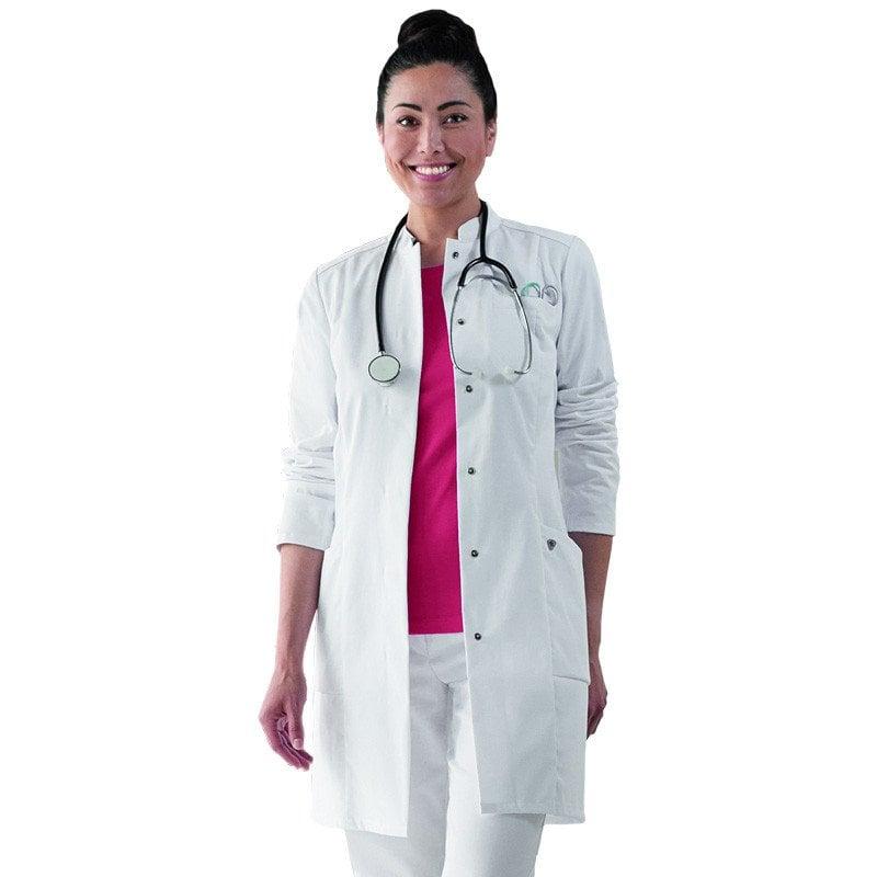 Bata médica para mujer de BP
