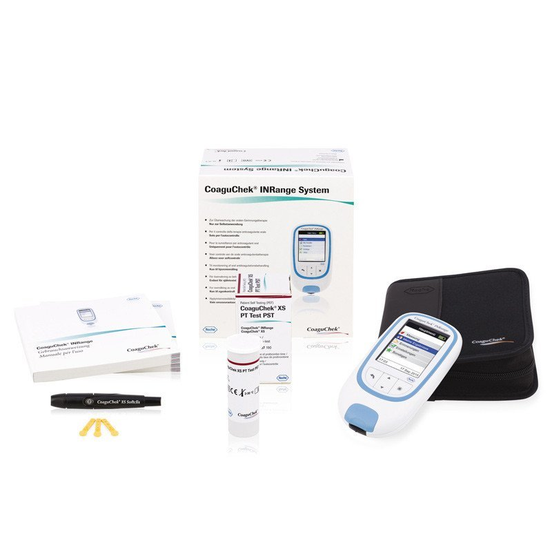 Gerinnungsmessgerät zur Blut-Gerinnungsmessung