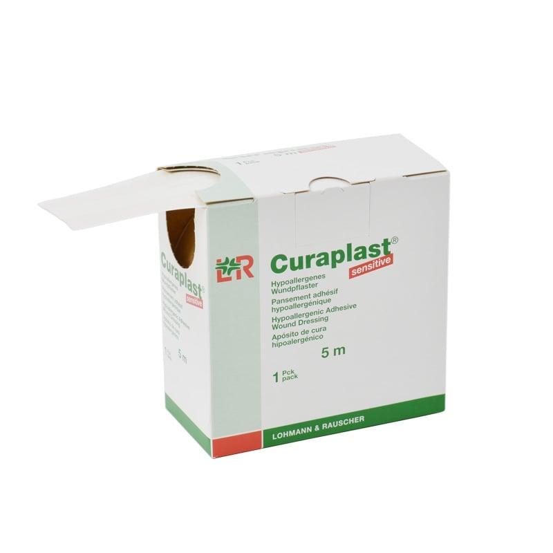 Curaplast sensitive Wundpflaster in verschiedenen Breiten erhältlich