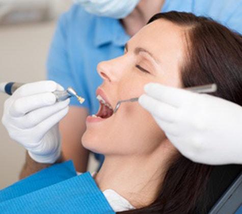Dental Prophylaxis & Teeth Cleaning