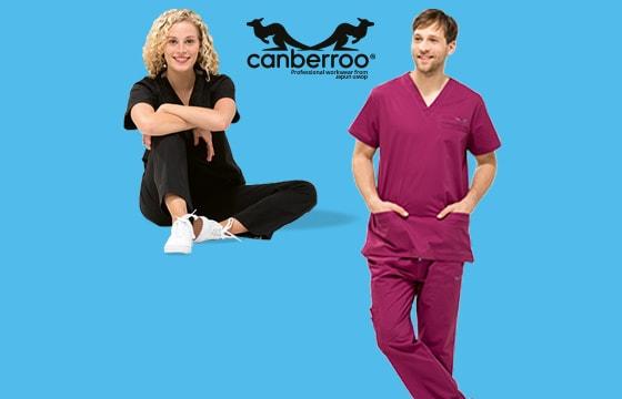 Odzież medyczna Canberroo