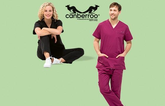 Wyprzedaż odzieży Canberroo