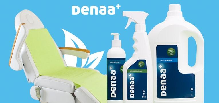 DENAA+ microbiële reinigingsmiddelen