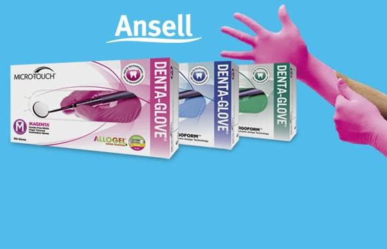 Rękawiczki stomatologiczne