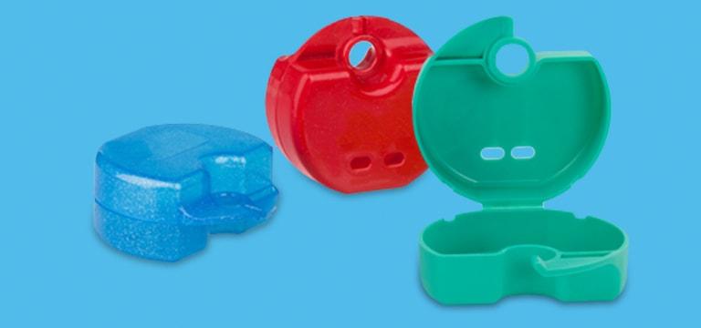 Pudełko na aparat ortodontyczny