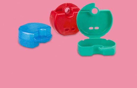 Orthodontic Retainer Boxes
