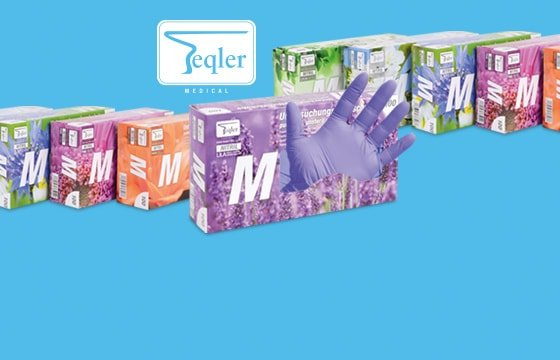 Teqler Nitrile Gloves