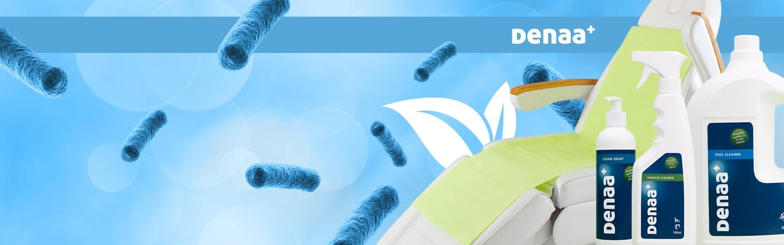 Mikrobielle Reinigungsmittel von Provilan