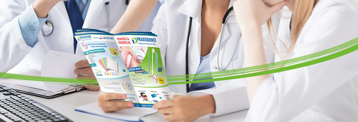 Gazetka Praxisdienst-Dental