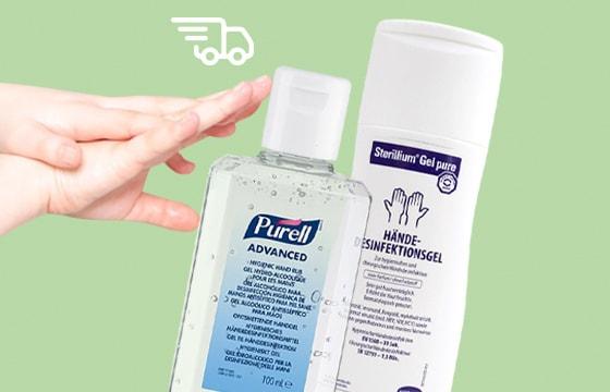 handdesinfectiemiddelen