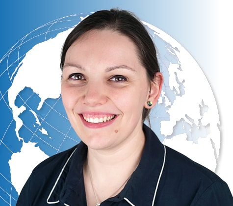 Marieka Bouwens - English Sales Associate for Praxisdienst GmbH & Co. KG