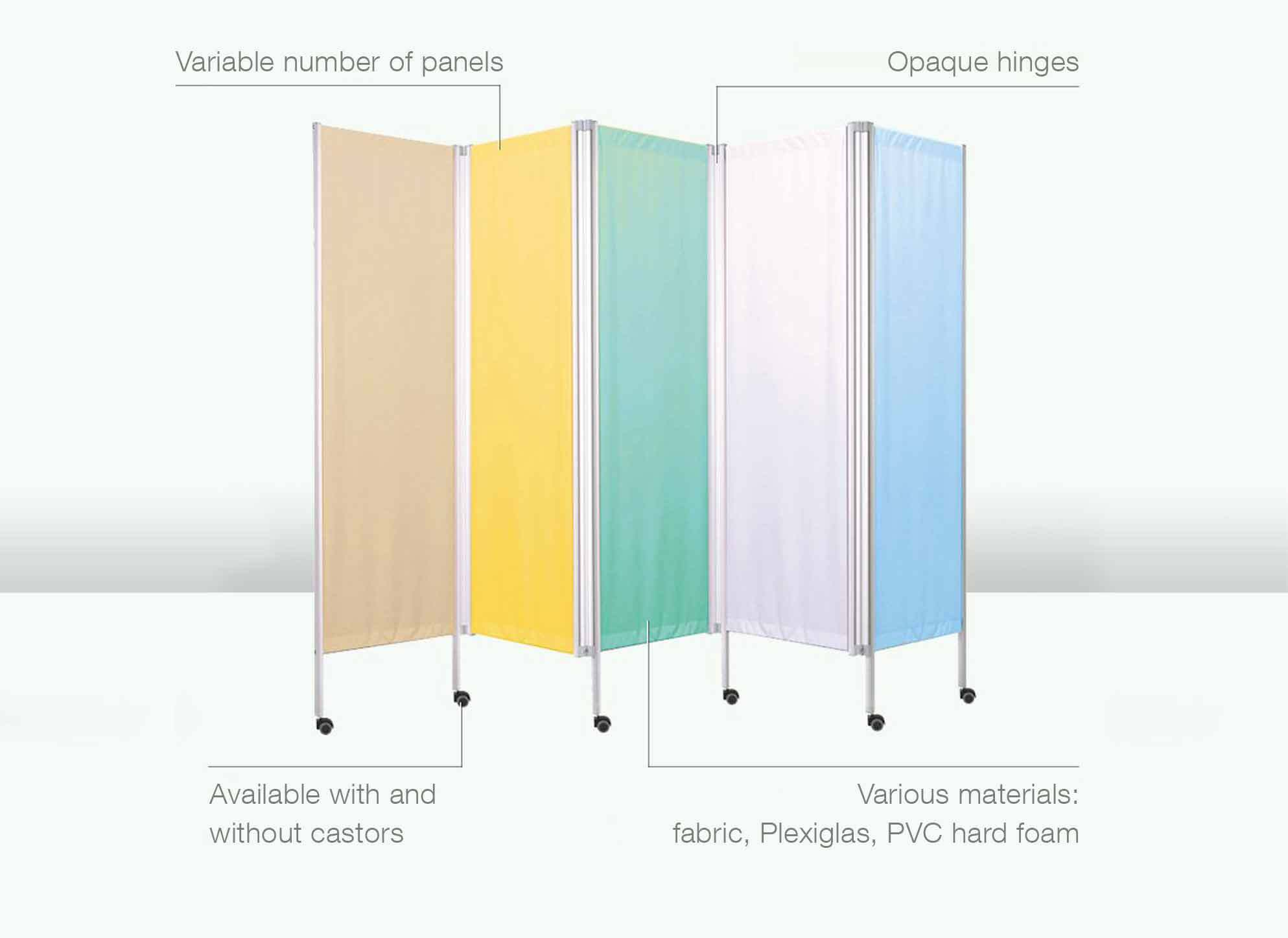 Partitions & Room Dividers