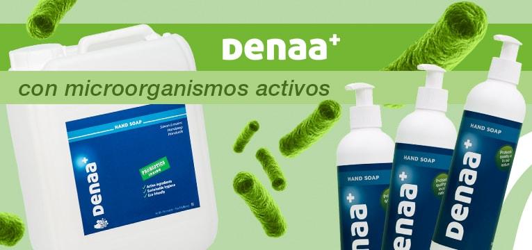 Jabón para manos DENAA+