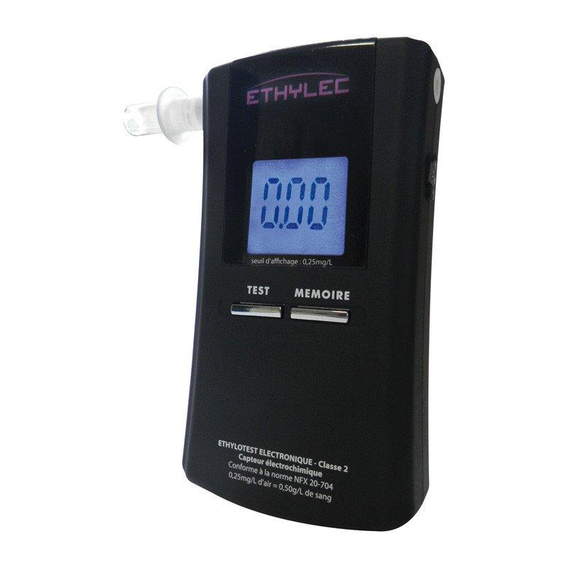 Ethylec Plus Breathalyser