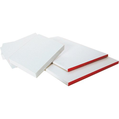 Monoart Anmischblock mit 50 Blatt abriebfestem, beschichteten Papier