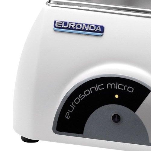 Ultraschallreinigungsgerät EUROSONIC MICRO mit 0,5 Liter Fassungsvermögen