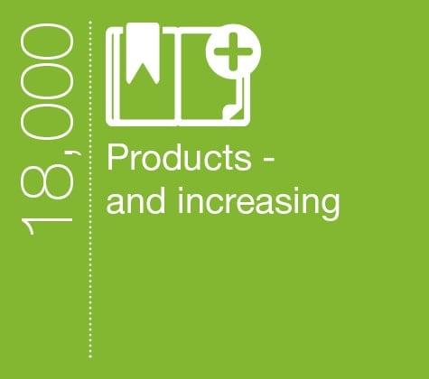 Praxisdienst Product Range