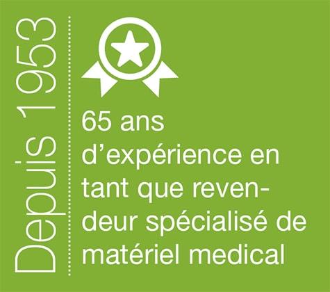Praxisdienst depuis 1953