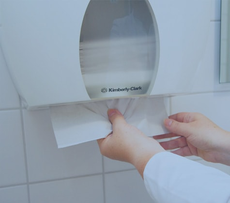 Distributeurs à essuie-mains