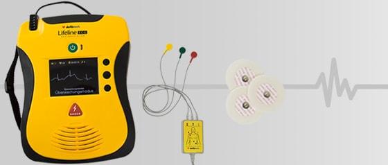AED Lifeline ECG