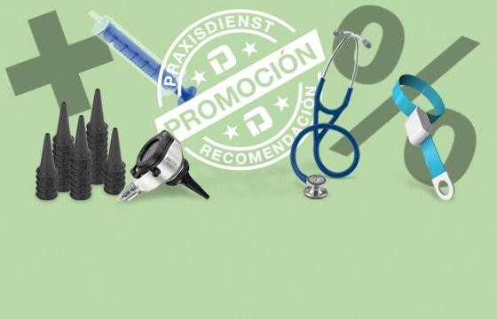 Ofertas y promociones en Praxisdienst