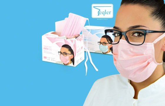 Comfort Soft Anti-Fog Surgical Mask