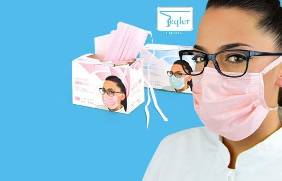 mondmasker voor brildragers