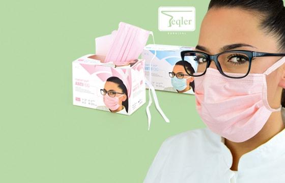Mascherina chirurgica antiappannante