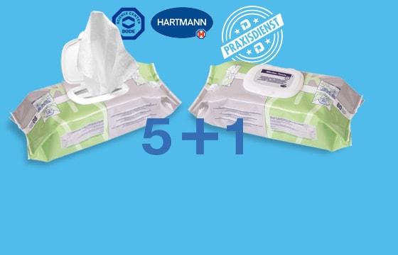 Mikrobac toallitas desinfectantes ¡Oferta 5+1!