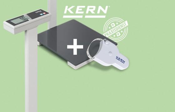 Báscula médica Kern