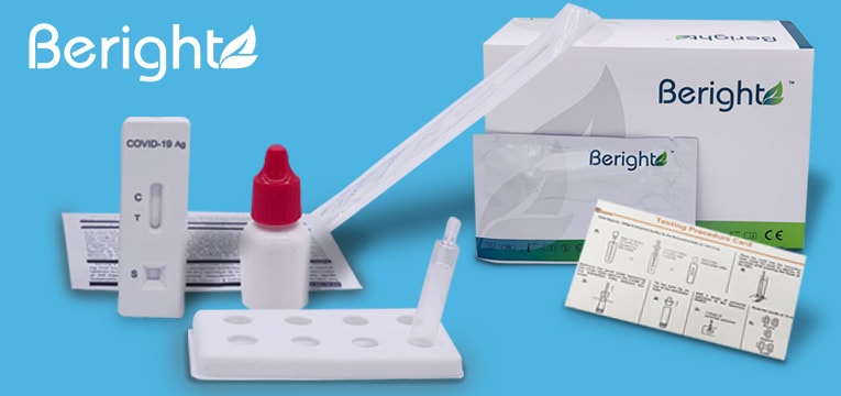 Beright Covid-19 Antigen-Test