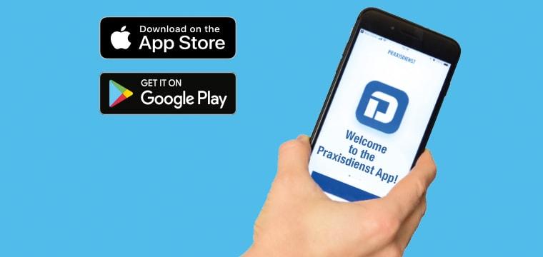 Praxisdienst Order App