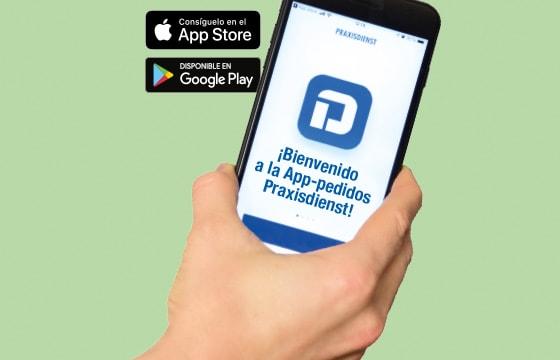 App de Pedidos Praxisdienst