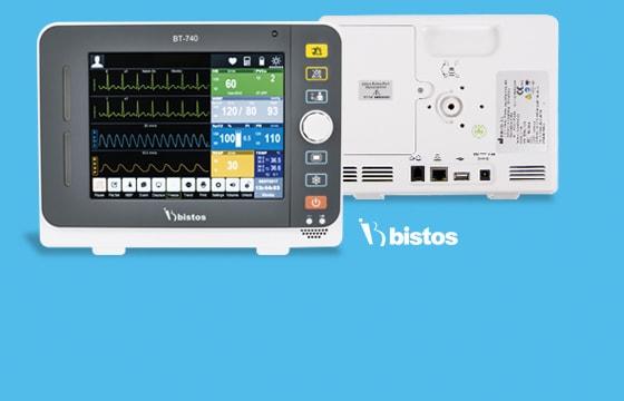 Bistos kardiomonitor BT-740
