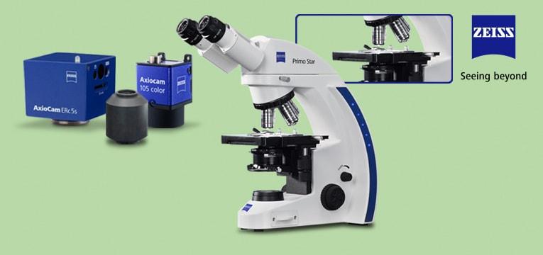 Carl Zeiss microscopen