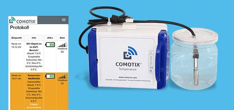 Comotix Temperature