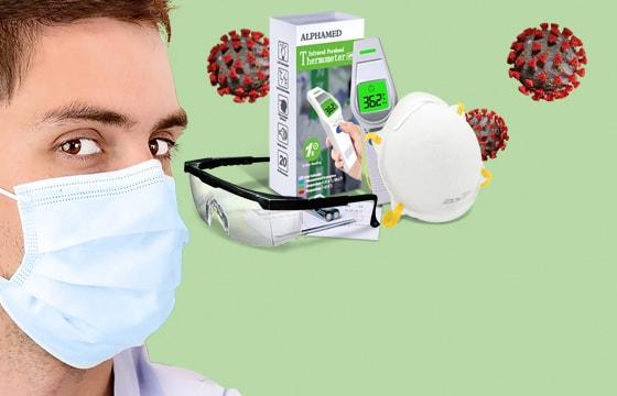 Bescherming tegen het coronavirus SARS-CoV-2