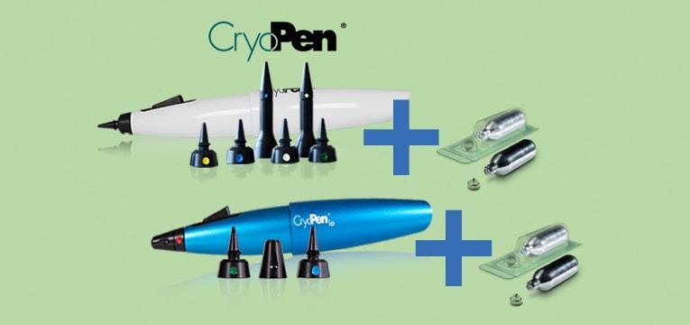 Promo Primavera CryoPen