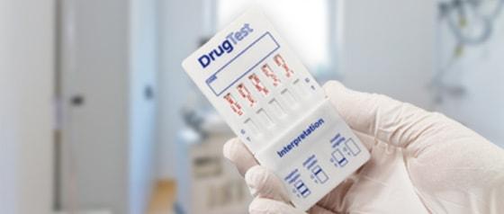 Tests de drogues
