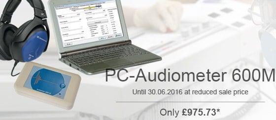 PC Audiometer 600