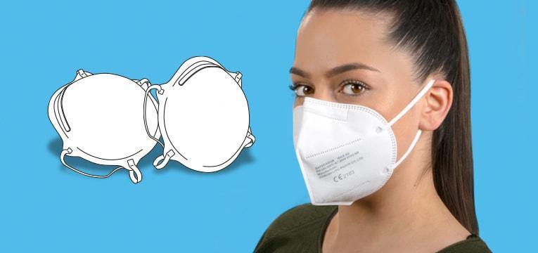 FFP-Masken im Vergleich
