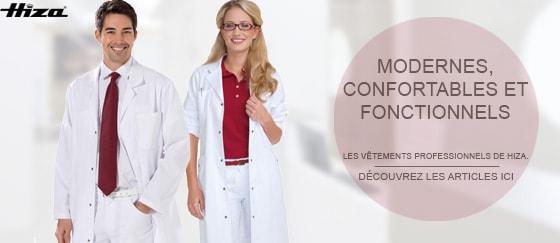 Vêtements médicaux HIZA
