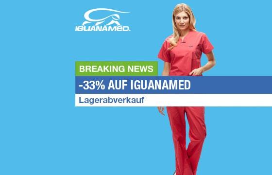IguanaMed-Aktion