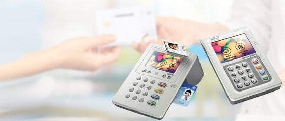 eGK-Kartenlesegeräte