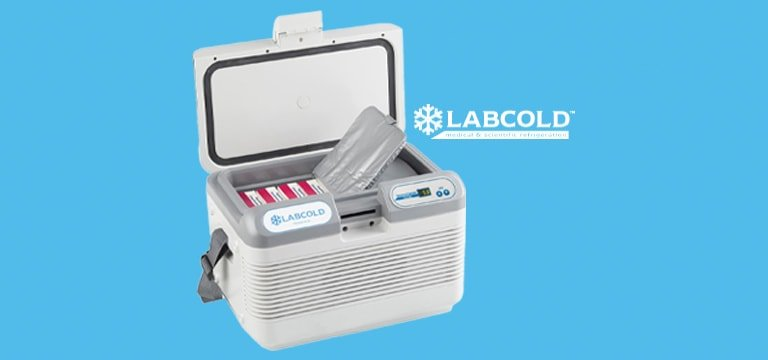 LABCOLD Portable Medication & Vaccine Carrier